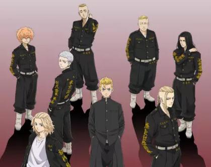 12 Nama Karakter Anggota Tokyo Manji Gang - Tokyo Revengers